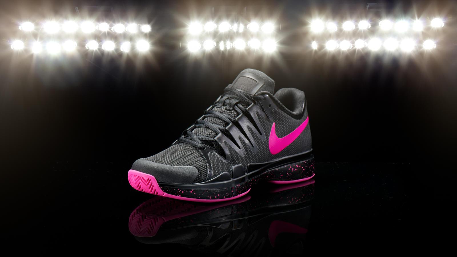 Nike Tennis NYC Night Collection - Footwear