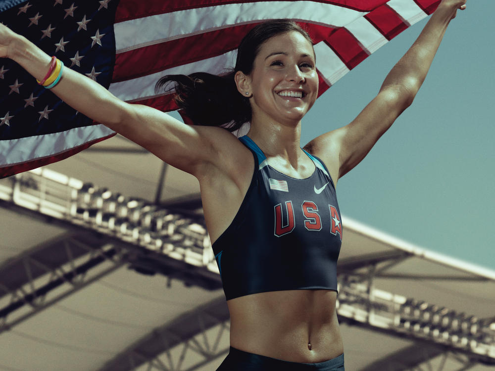 Nike Unveils Team USA's 2008 Beijing Footwear and Apparel Designs