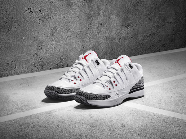 Connecting The Courts: NikeCourt Zoom Vapor AJ3 By Jordan