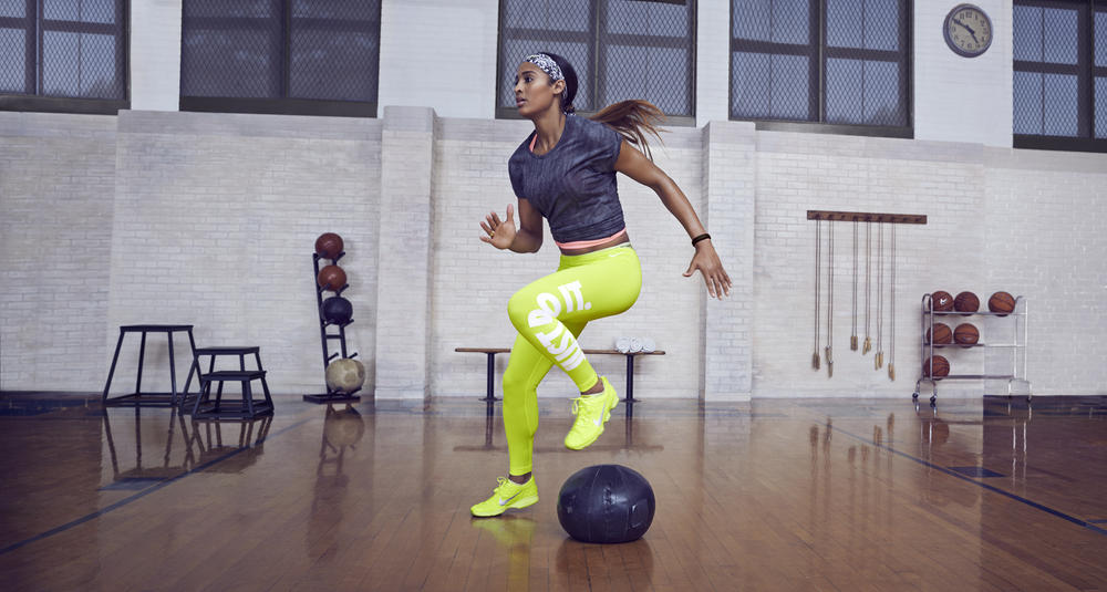 Fitting in Five with Skylar Diggins' N+TC Zoom in 5 Workout