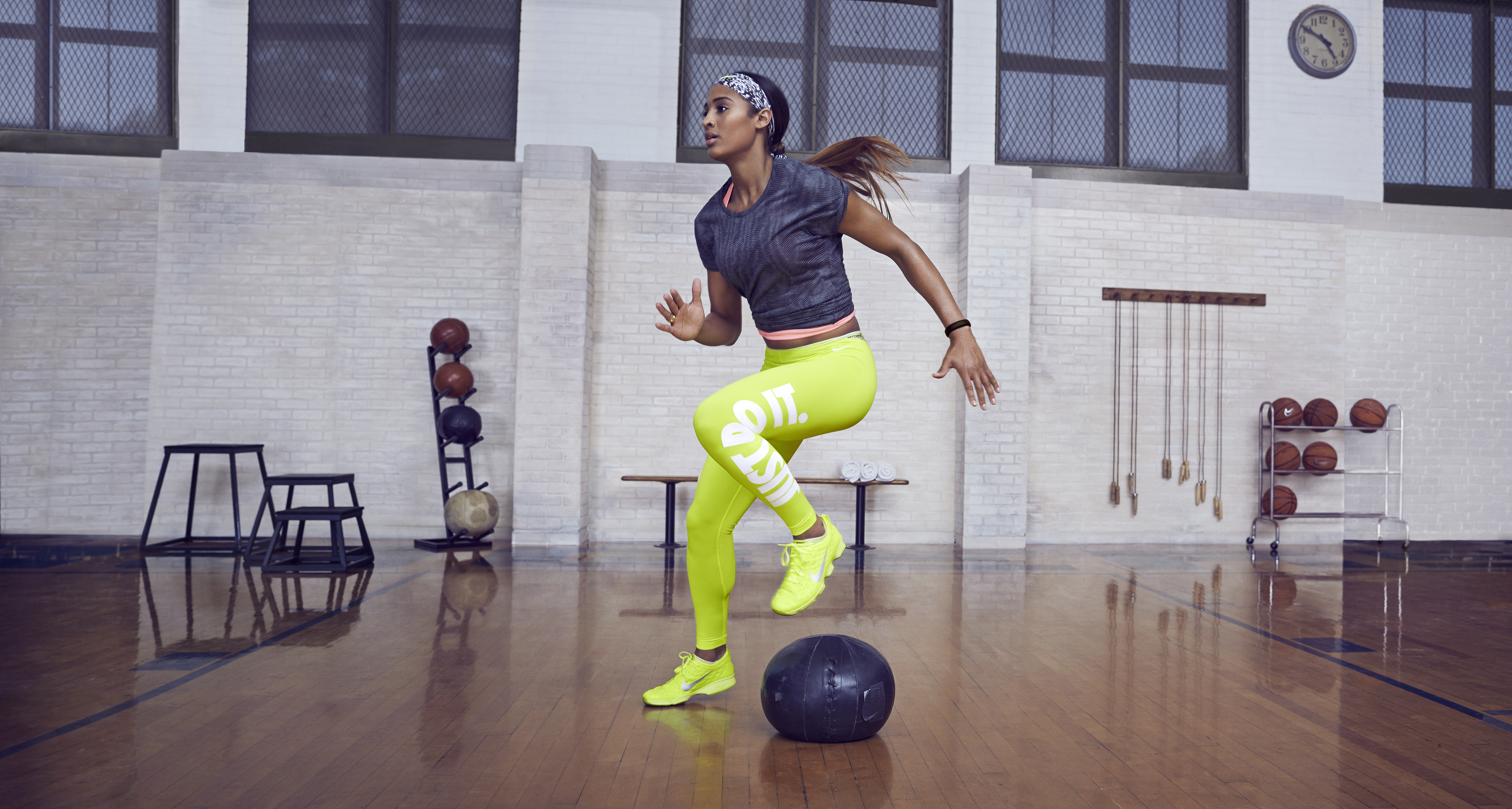 Fitting in Five with Skylar Diggins' N+TC Zoom in 5 ...
