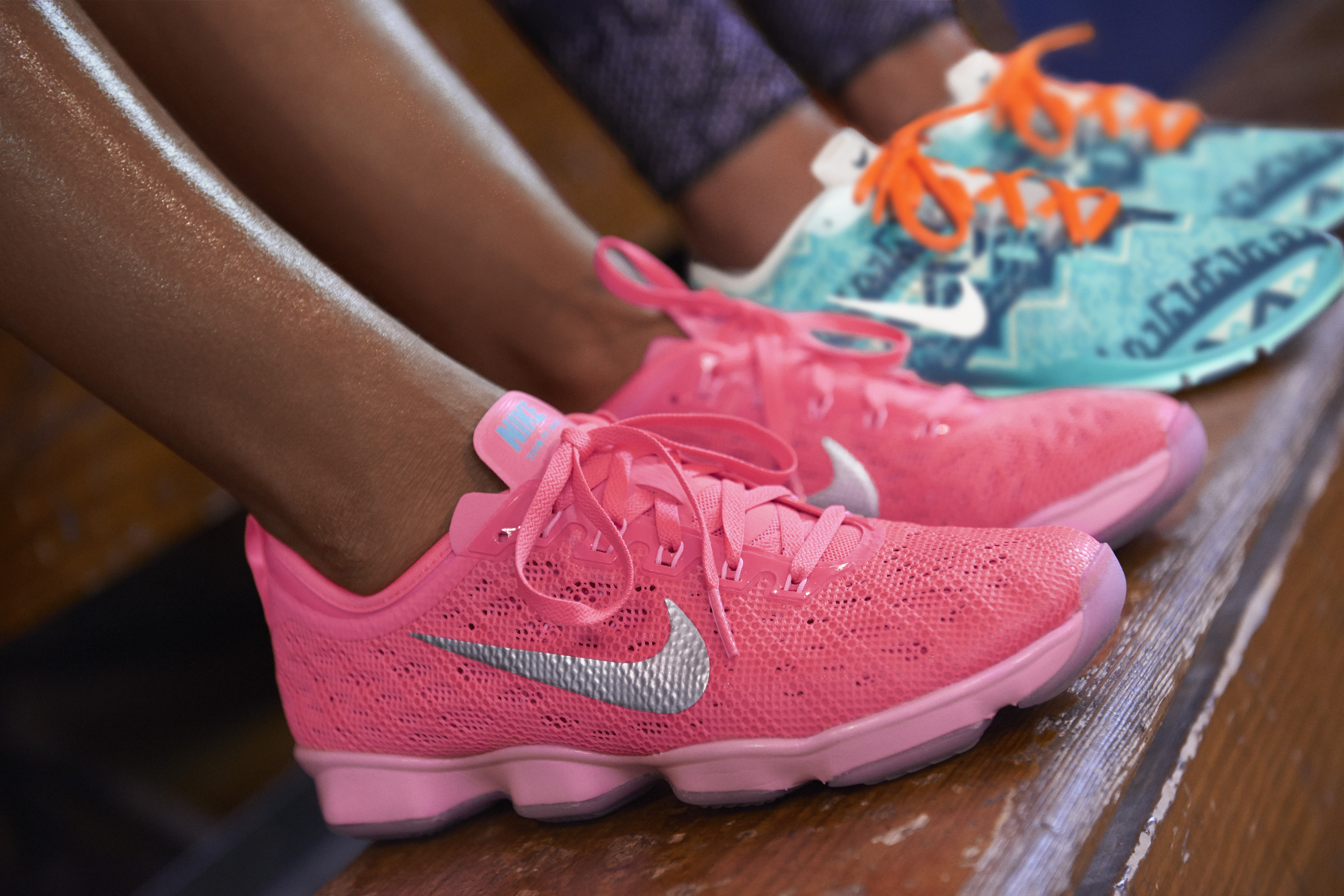 all pink soccer cleats ntc nike training