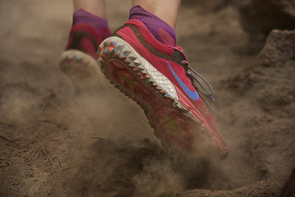 Take on Nature's Obstacle Course with Nike's Trail Running Collection