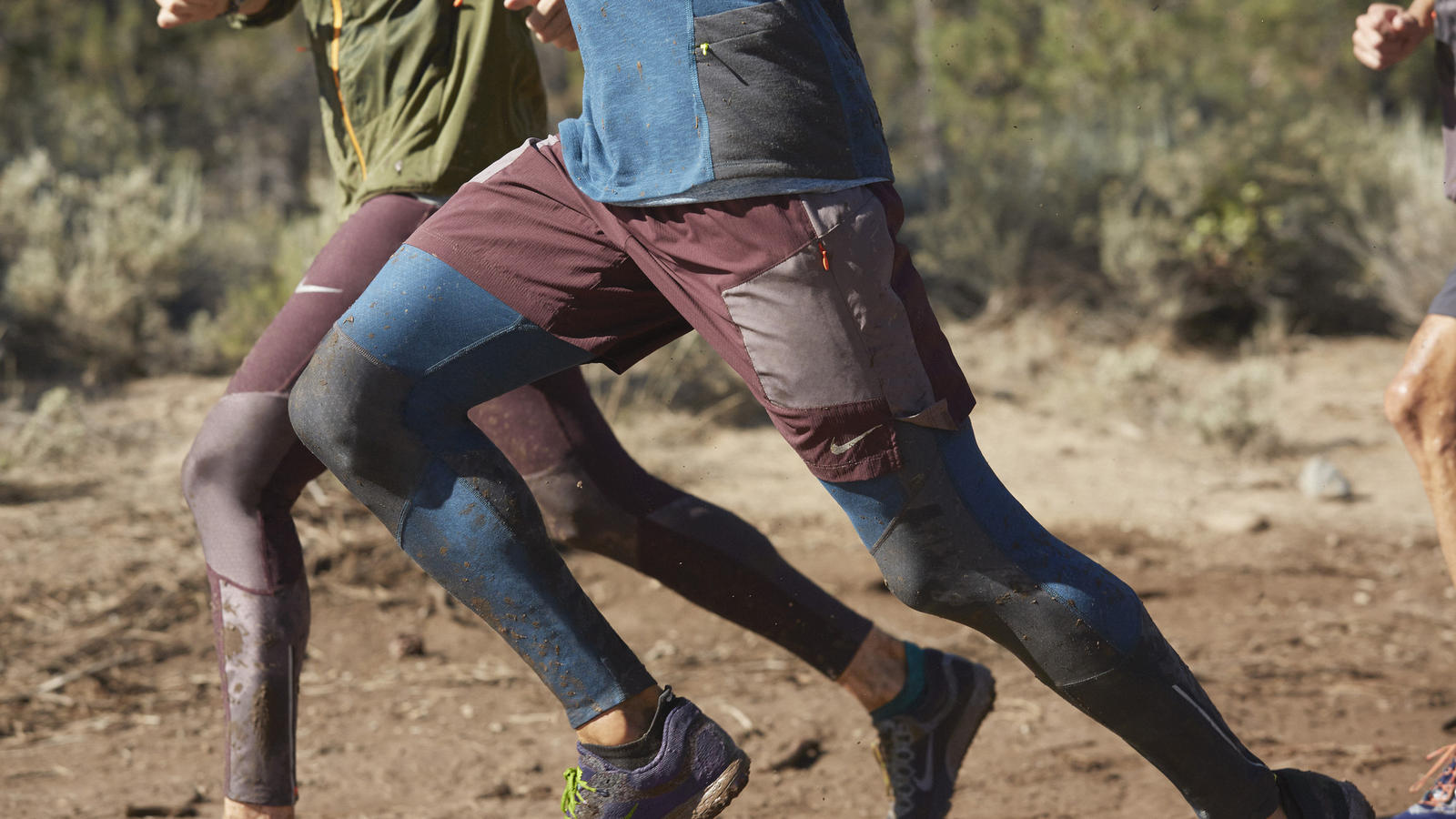 "Nike 7"" Trail Kiger Shorts for men"