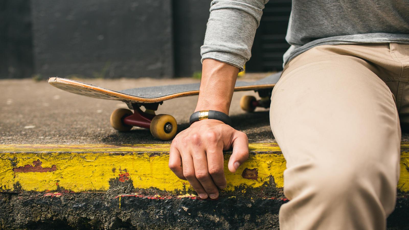Nike+ FuelBand (Gold)