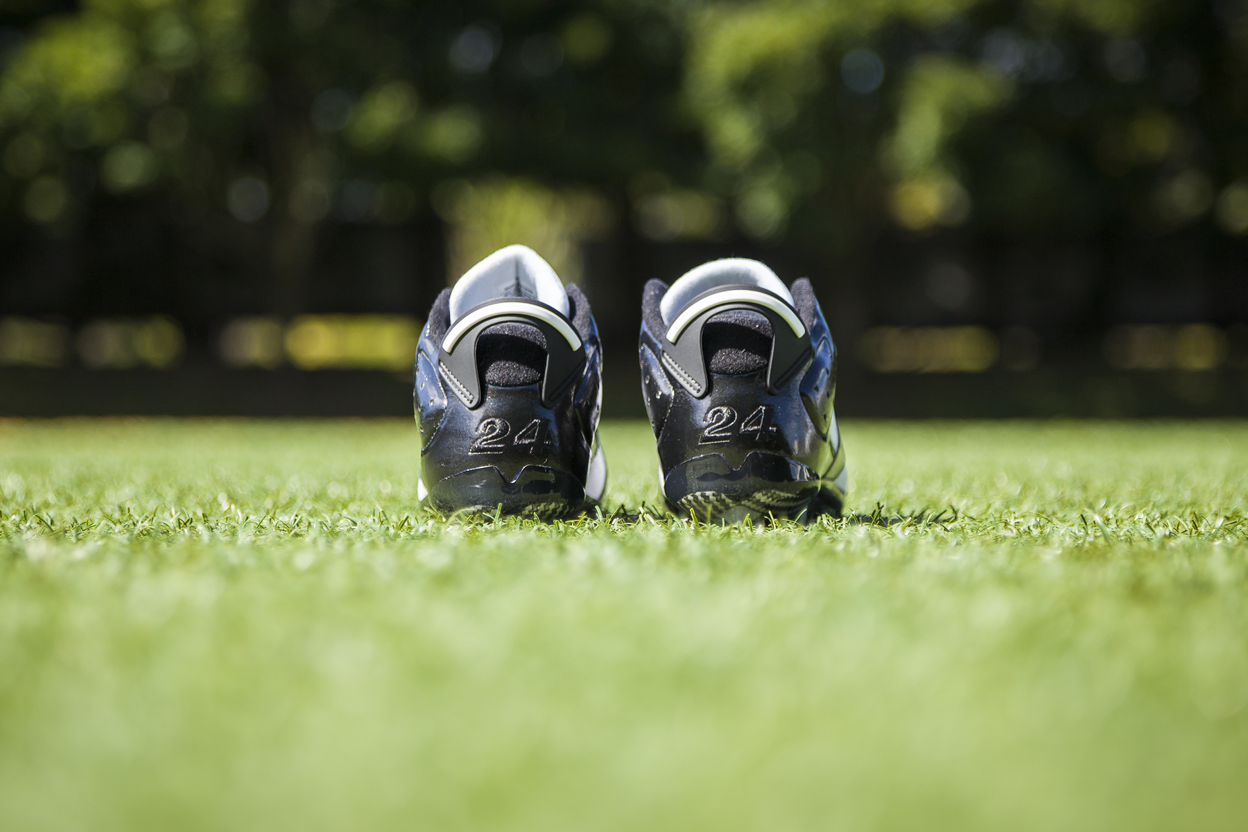 Jordan brand football athletes don air jordan vi cleats to start the lo hi biocorpaavc Gallery