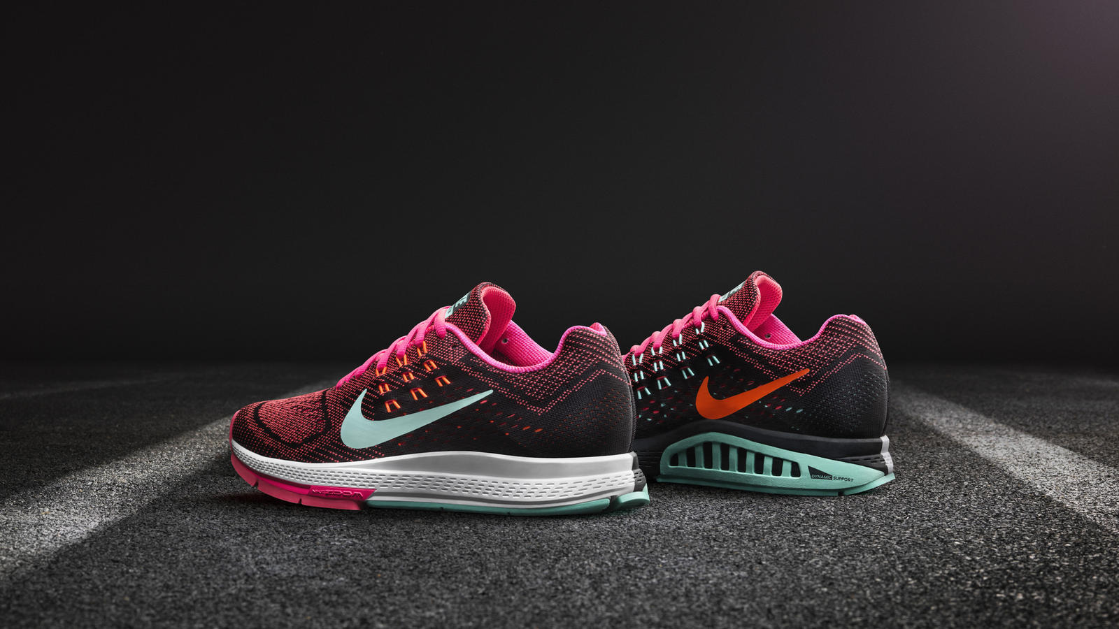 Ho14 Nike Air Zoom Structure 18 - Women's