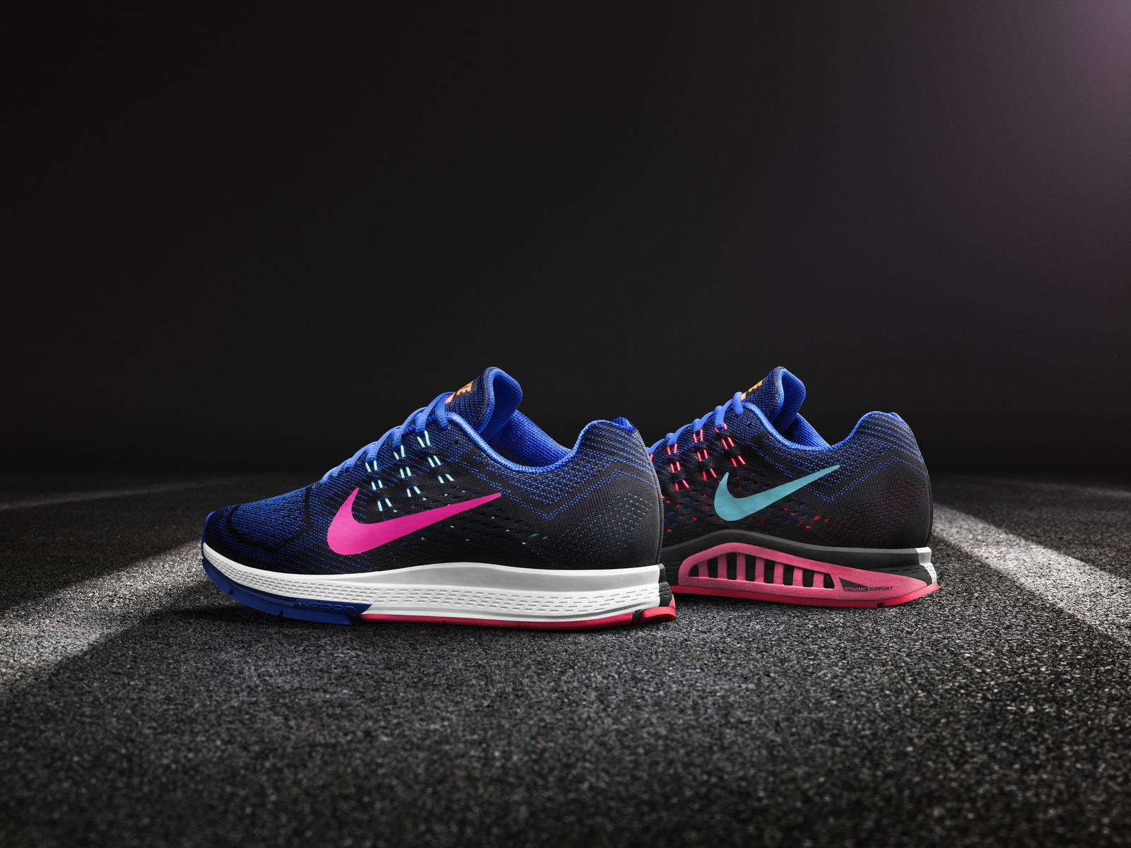 new nike air zoom structure stability has never been. Black Bedroom Furniture Sets. Home Design Ideas