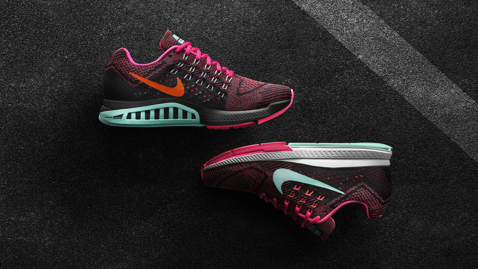 nike stability womens running shoes