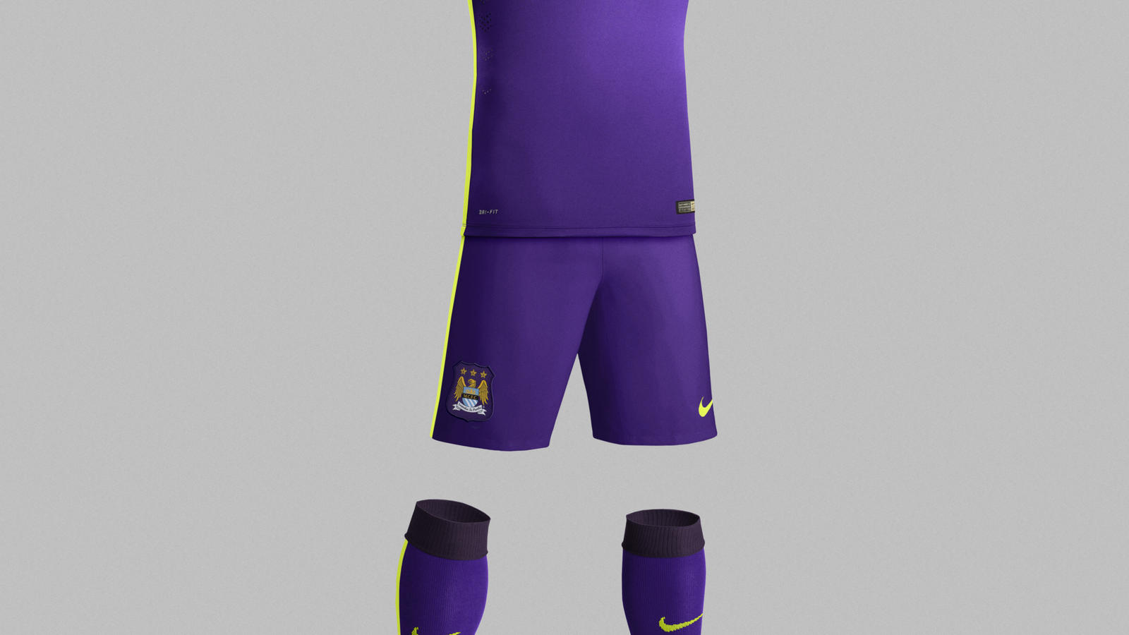 Manchester City Cup Away - Kit
