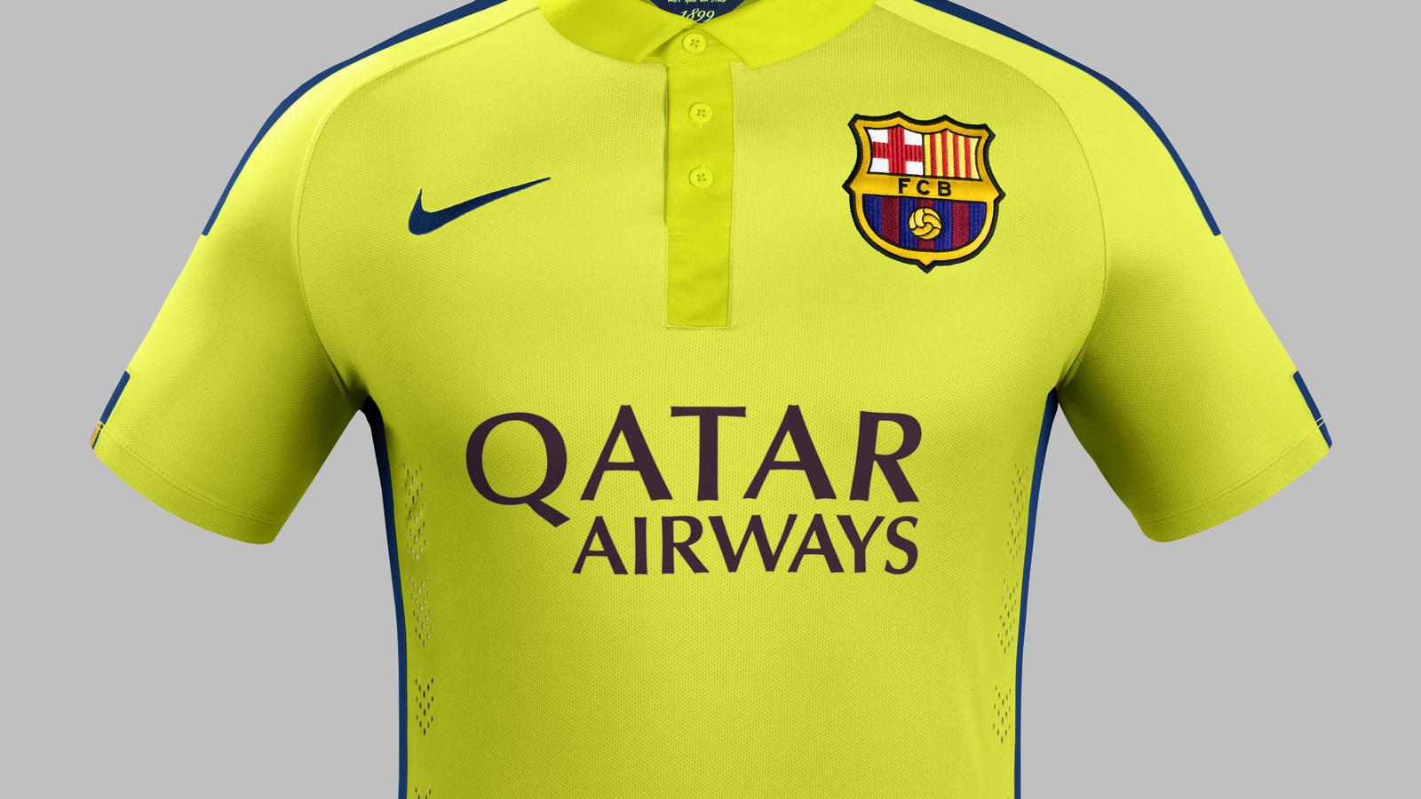 بارسلونا لباس