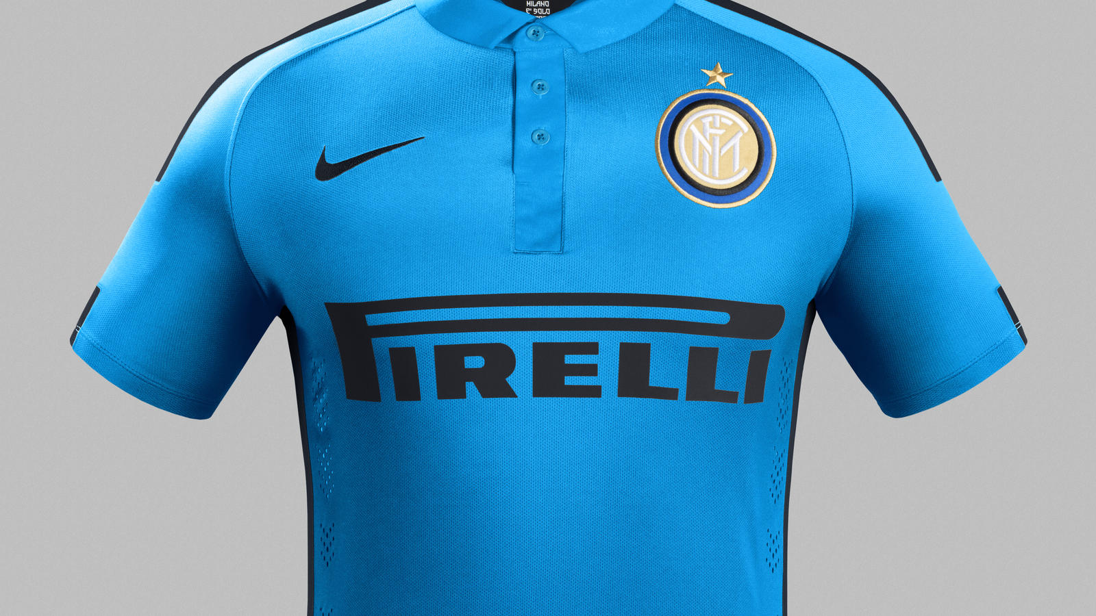 the best attitude 305fb 45e72 Nike and Inter Unveil New Third Kit for 2014-15 Season ...