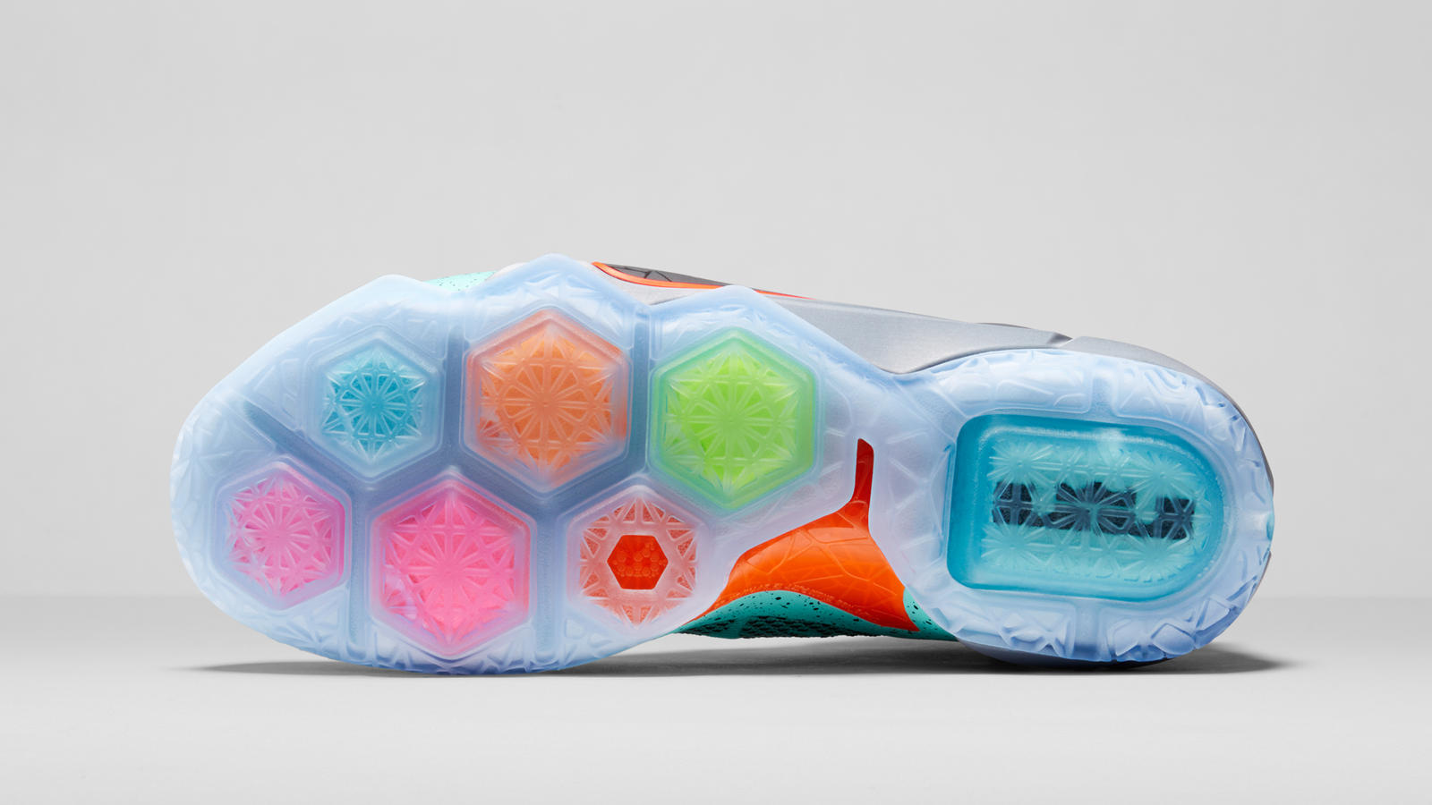 Nike LEBRON 12: Engineered for Explosiveness Nike News