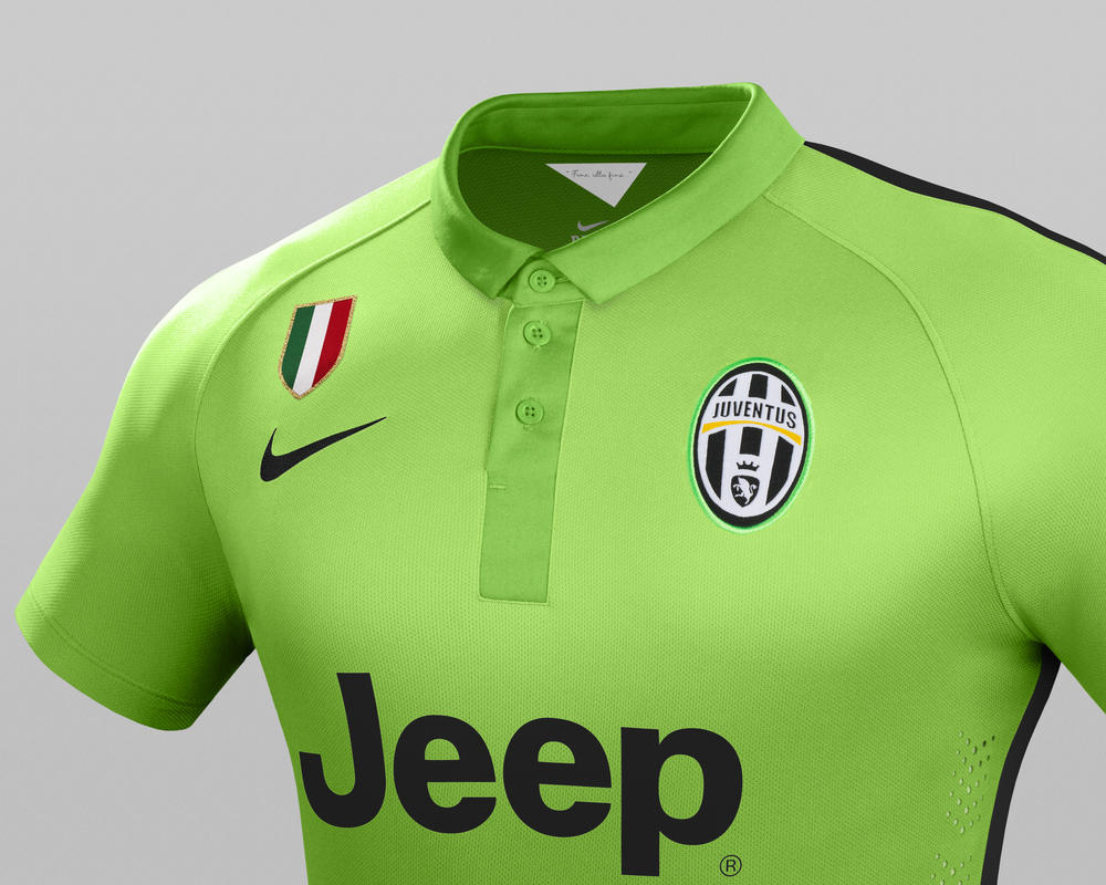 Nike and Juventus Unveil New Third Kit for 2014-15 Season