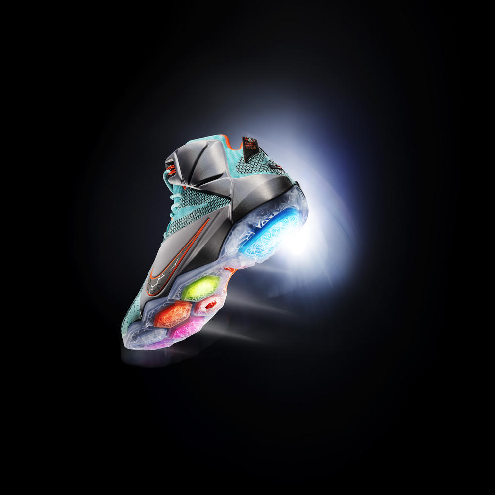 Nike LEBRON 12: Engineered for Explosiveness