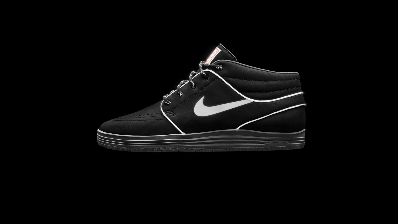 Nike Sb Ho14 Flash Pack Janoski Details Left Lat