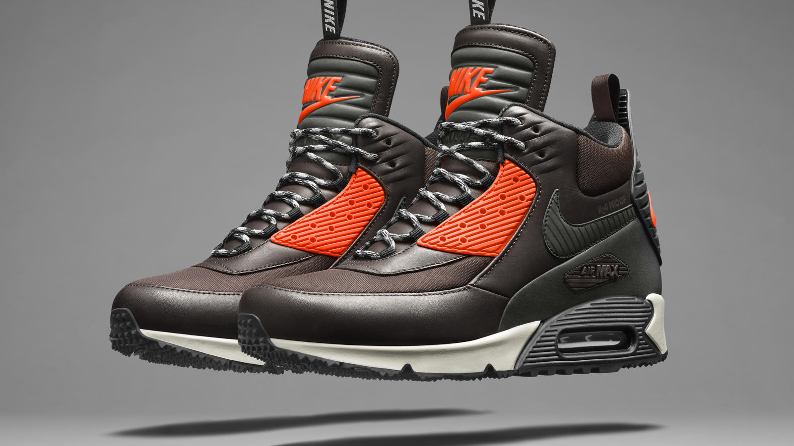 différemment 8855d 11bc6 The Nike Air Max 90 SneakerBoot - Nike News