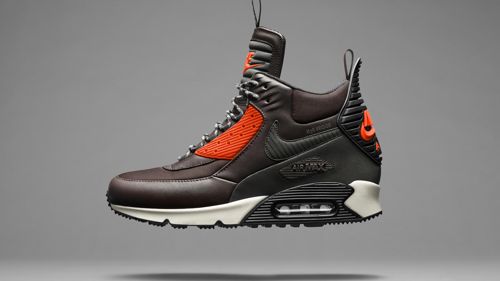 Nike Max News Sneakerboot Air 90 The Lj35AR4