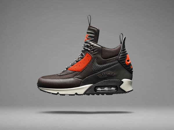 bc1562ca0736a ... The Nike Air Max 90 SneakerBoot ...