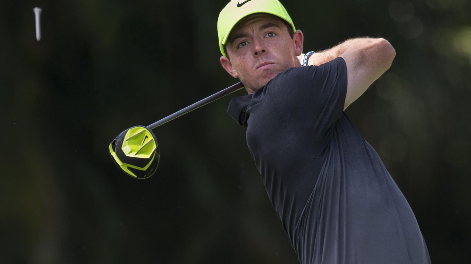 Rory McIlroy Adds Nike Vapor Pro Driver to Arsenal