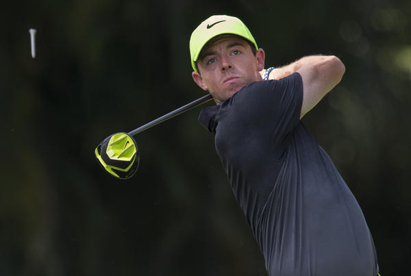 Rory McIlroy to Debut New Nike Vapor Pro Driver