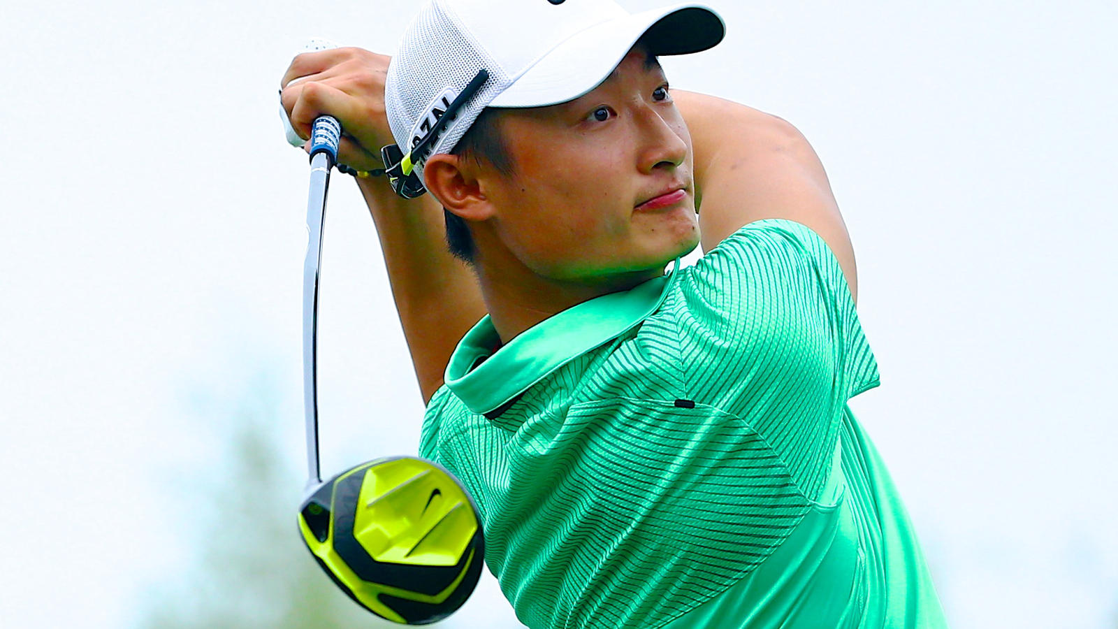 Li Wins with the New Vapor Pro Driver