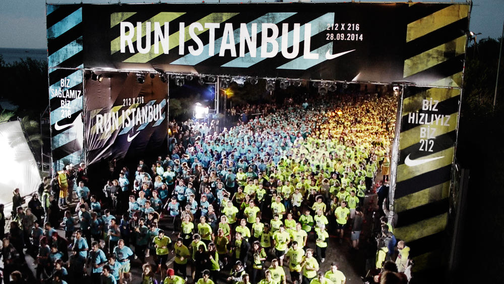 One city, two continents: Run Istanbul