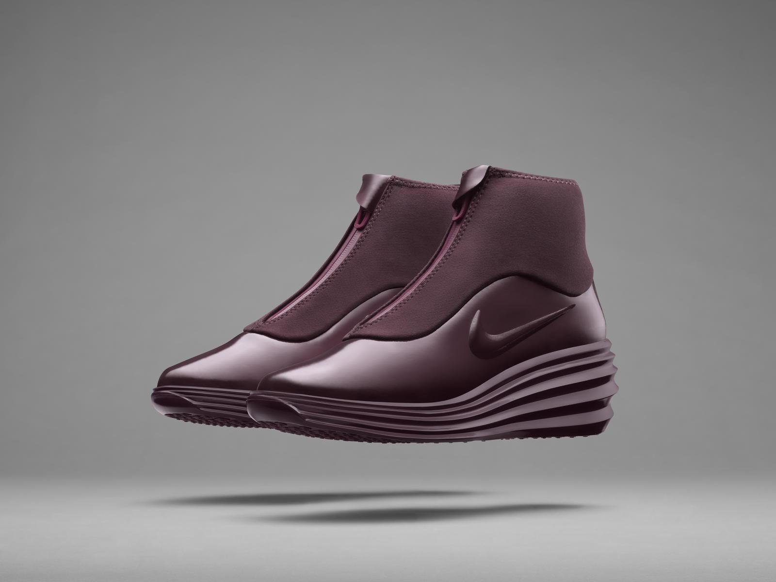 nike lunarelite sky hi sneakerboot nike news. Black Bedroom Furniture Sets. Home Design Ideas