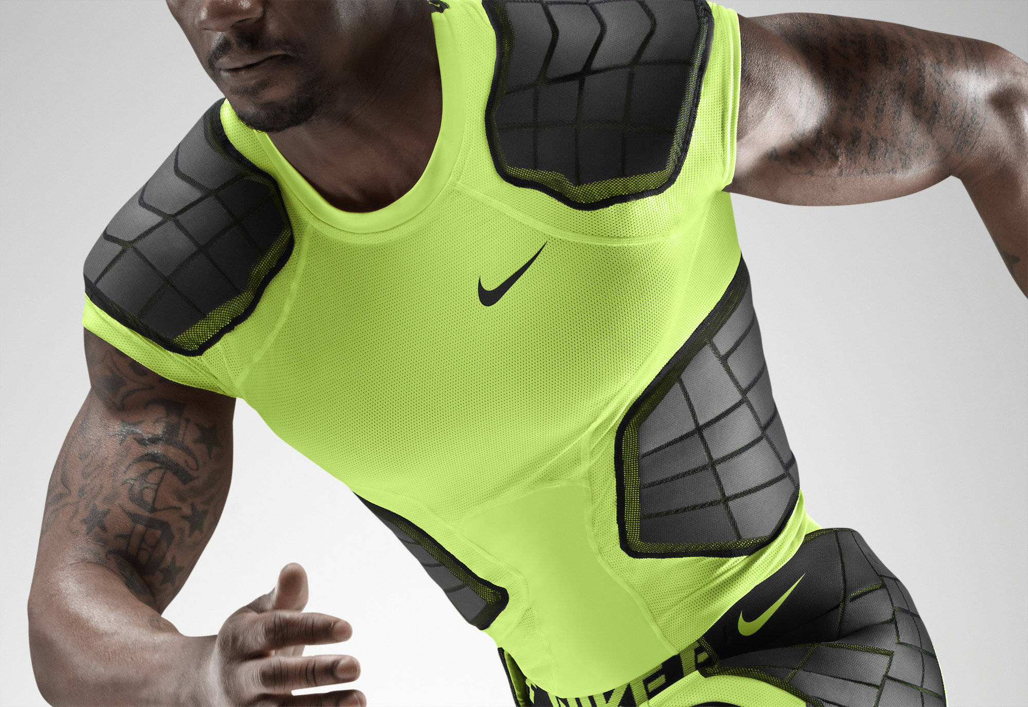Nike Pro Hyperstrong Taking Impact Protection To The Next