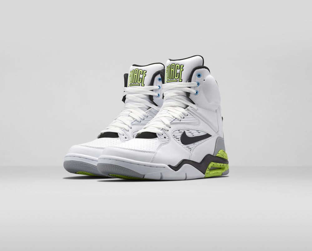 quality design 1d9ce f0edf High And Tight  The Nike Air Command Force