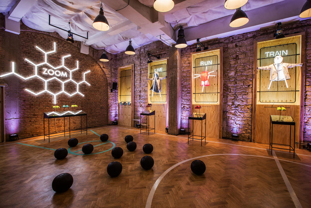Nike Brings Installation to Designblok 2014 with Specific Focus on Women