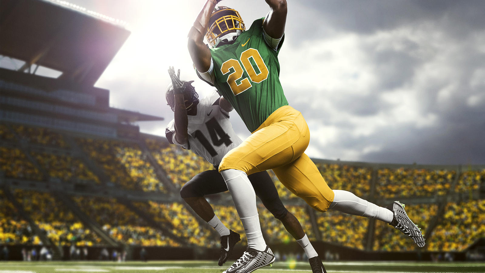 """ONE DEFINING MOMENT  OREGON DUCKS REVISIT """"THE PICK"""" - Nike News 1a46cde80"""