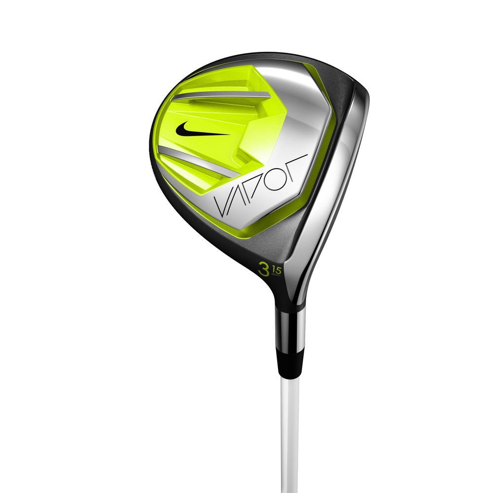 More Speed, Better Launch: Nike Golf's Vapor Fairway Woods