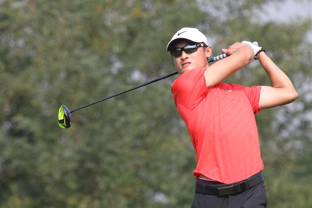 China's Hao-Tong Li and Nike Vapor Pro Driver: A Winning Combination