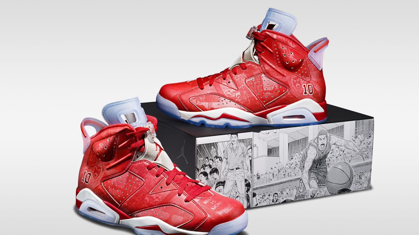 Nike Air Jordan 6 Prix De Slamdunk