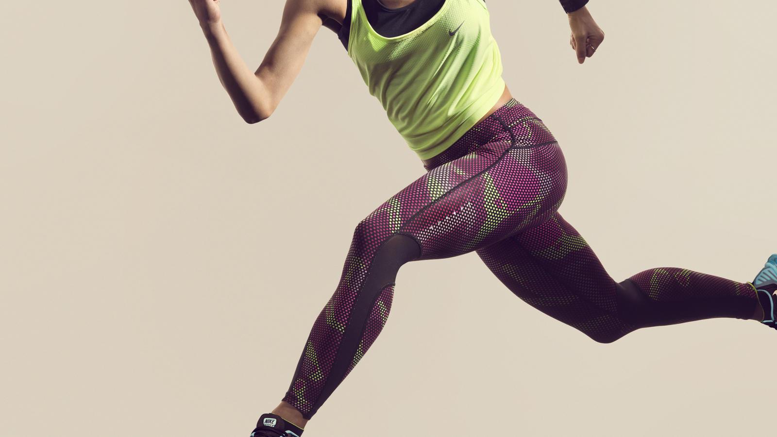 Nike fitness hose