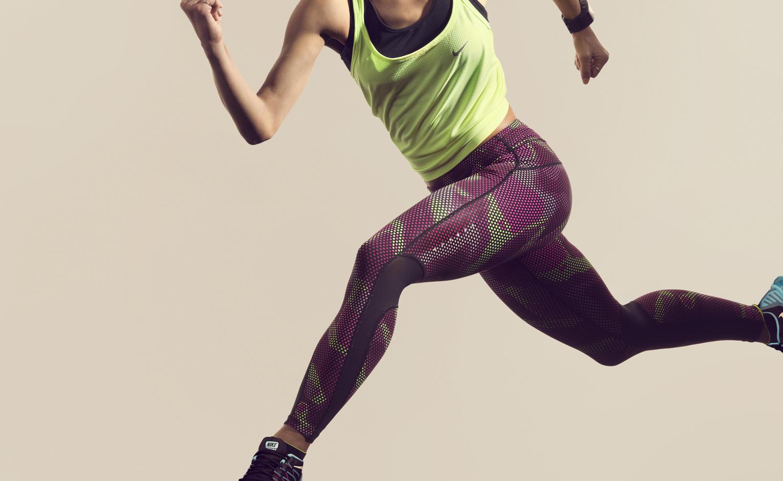 Nike hose nylon