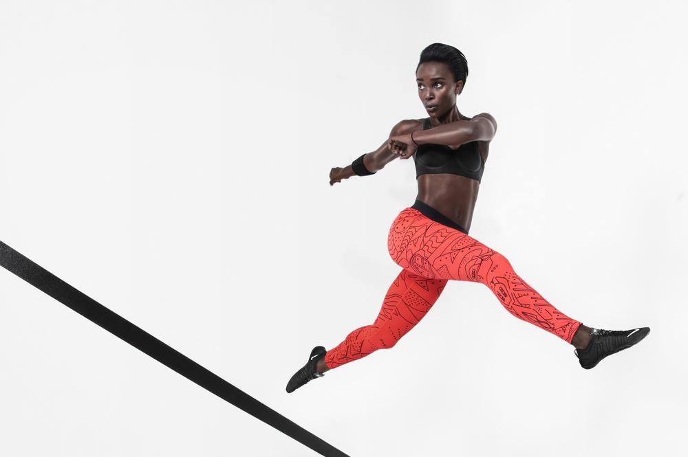 Tights take Flight: The Nike Tight of the Moment x Jordan Sneaker Tight