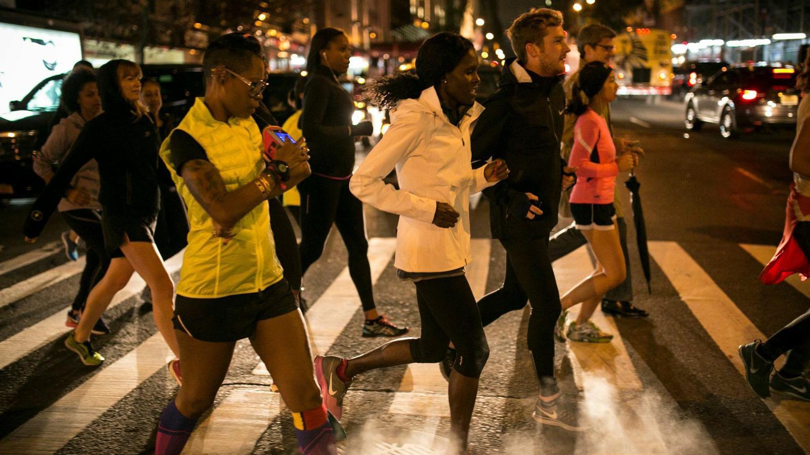 Nike NYC LOCAL RUN