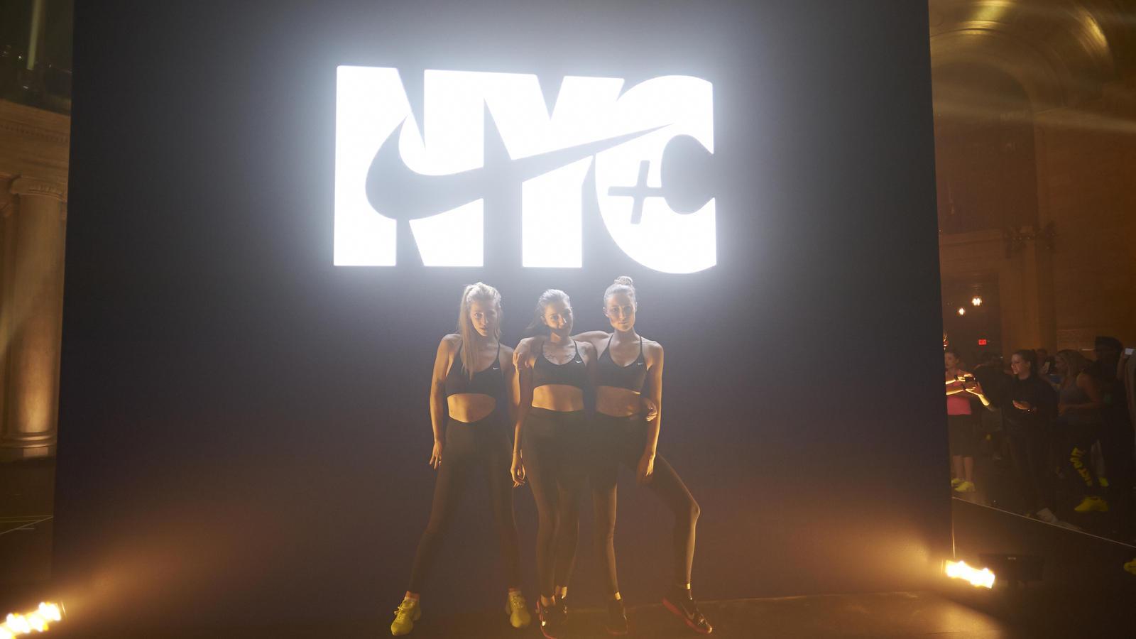 Nike Training Club presented by Nike NYC copy