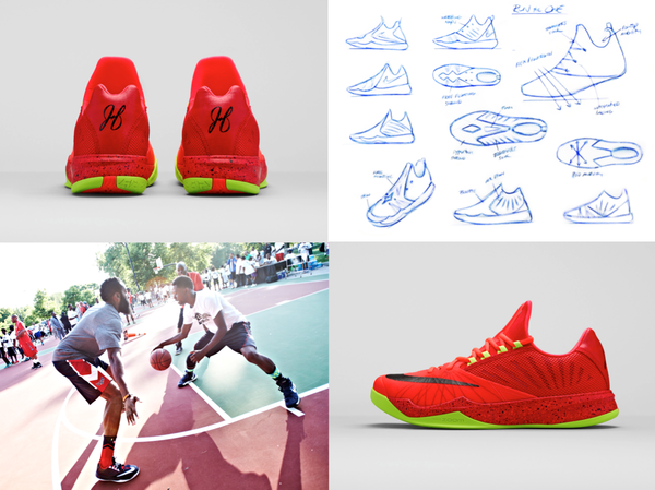 Inside Access: Nike Basketball's Design Obsession