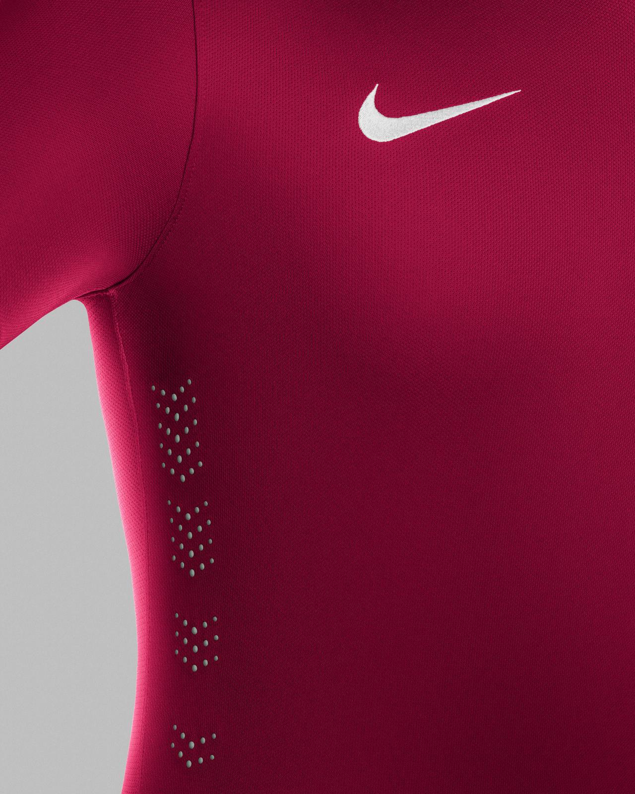 a3520cc5260 Qatar and Nike Unveil National Football Team Kits - Nike News