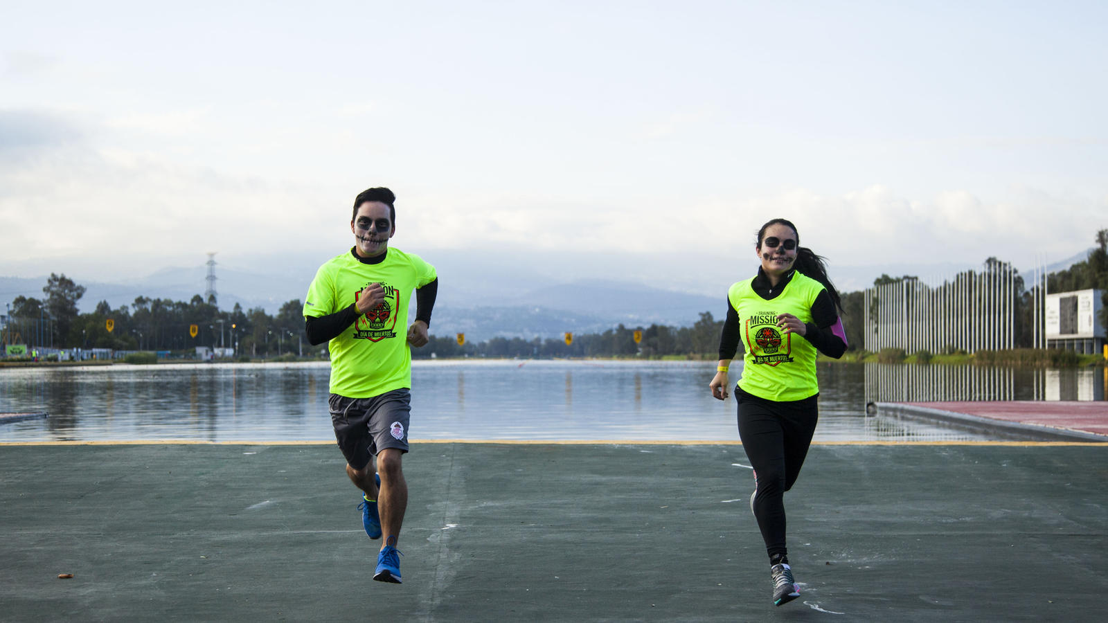 3c565586fe11 Nike celebrates Dia de Muertos on the road to We Run Mexico City ...