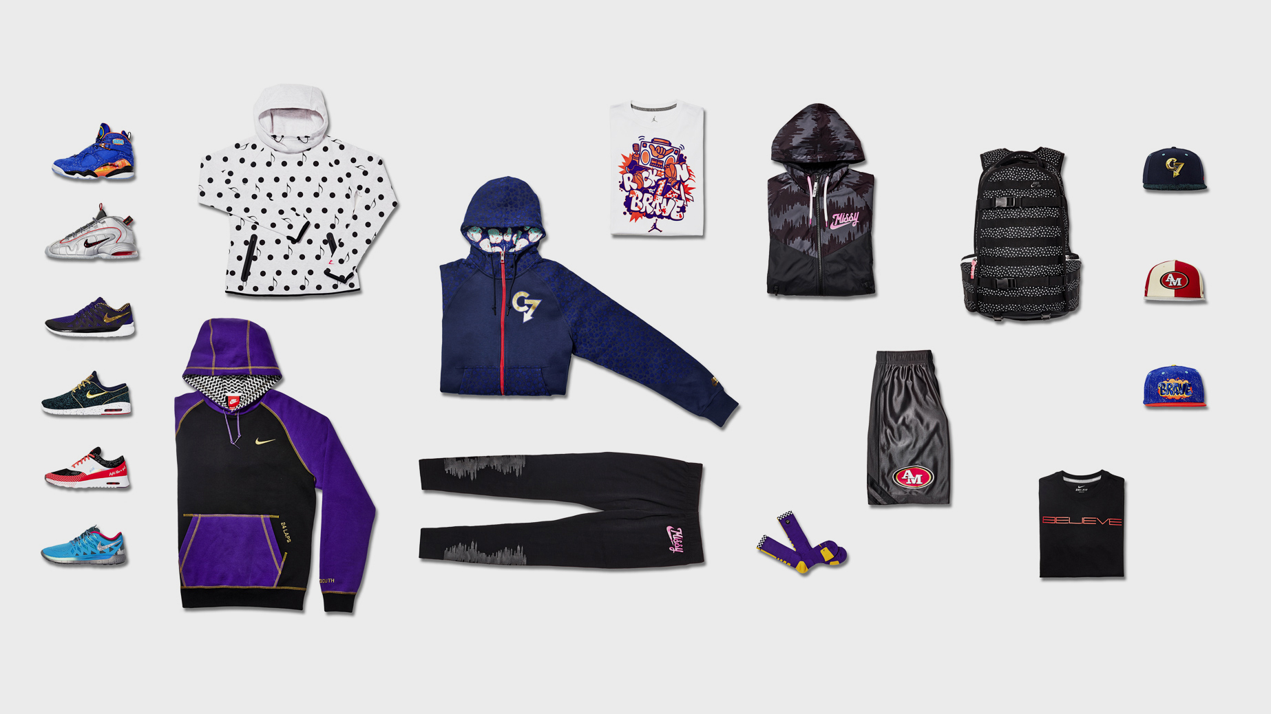 nike and ohsu doernbecher unveil 11th freestyle collection cd
