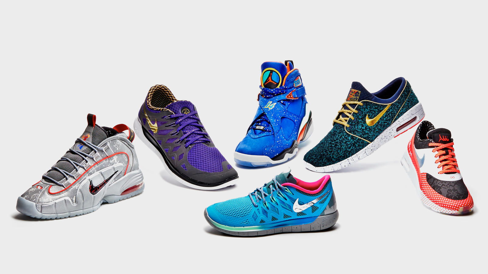 on sale 5ca62 8299f Nike and OHSU Doernbecher Unveil 11th Freestyle Collection ...