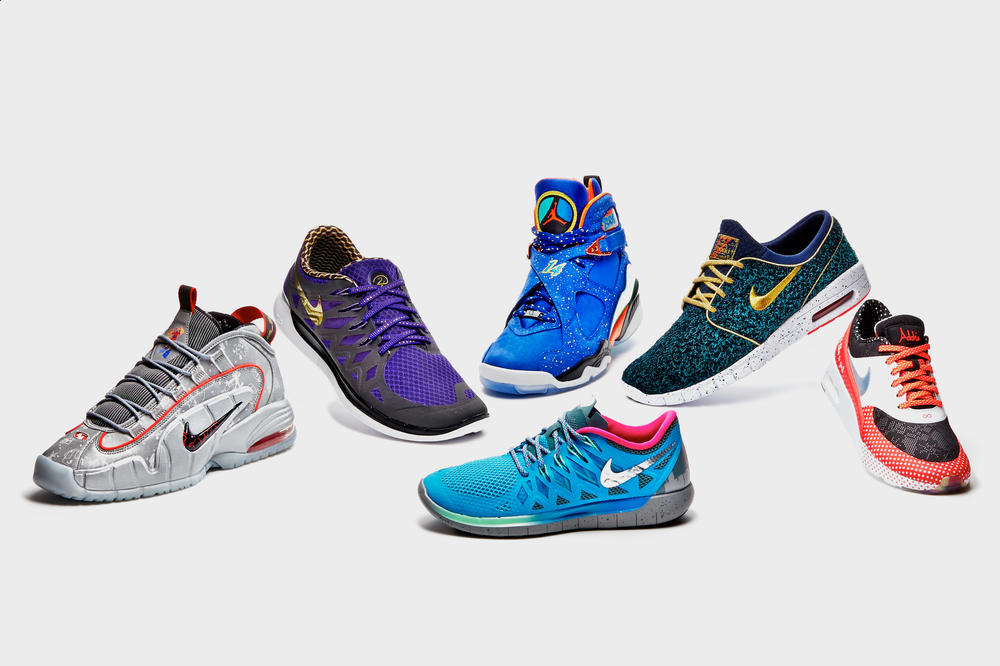 huge selection of 6436f b865b Nike and OHSU Doernbecher Unveil 11th Freestyle Collection