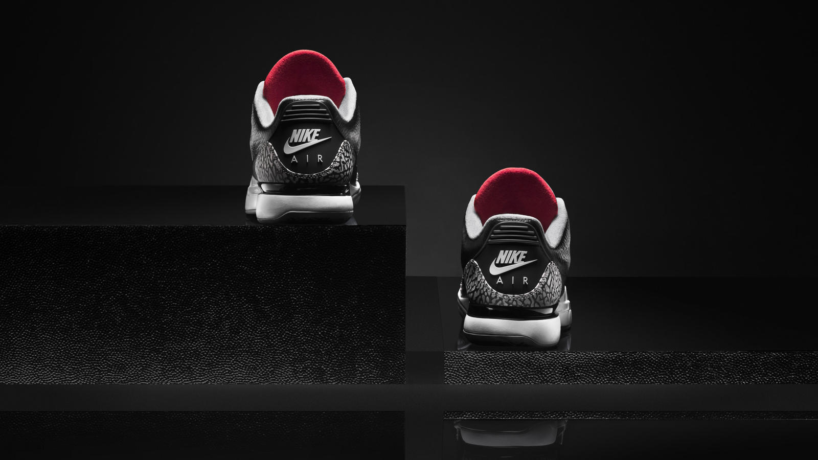 31d4e5d521f Back in Black: Nike Court Presents Latest Zoom Vapor AJ3 by Jordan ...