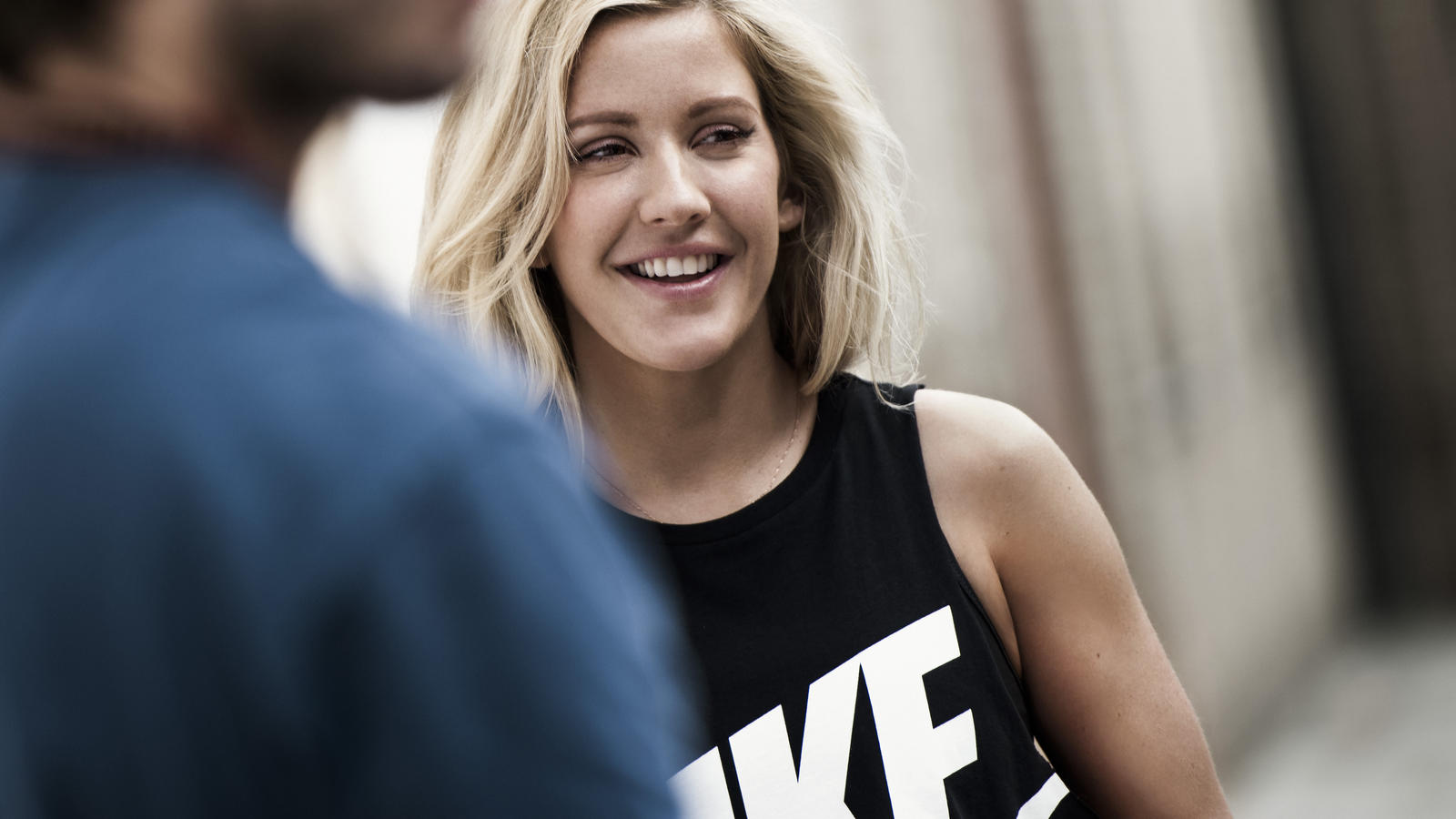 Ellie Goulding A Melody Of Movement Nike News