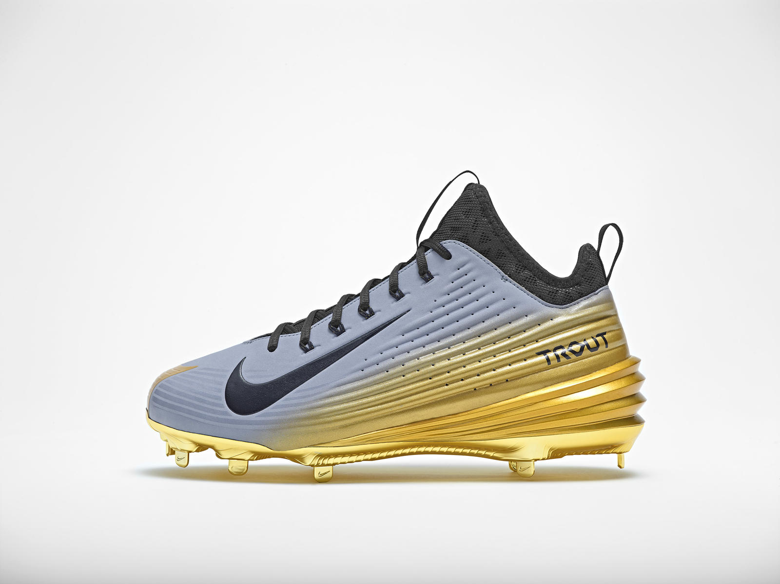 nike lunar vapor trout pack honors mike trout�s first mvp