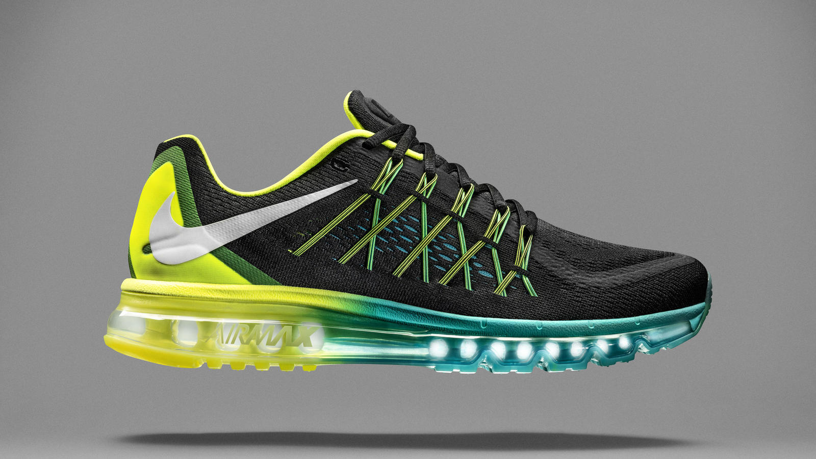 4e17cdc198d4 Nike Air Max 2015  Ultra-Soft Cushioning